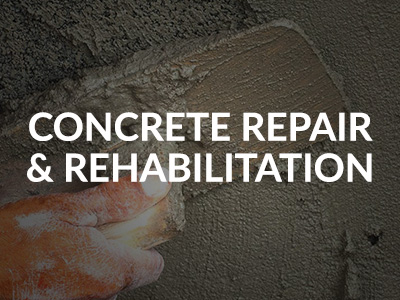 chowgule construction chemicals concrete repair and rehabilitation
