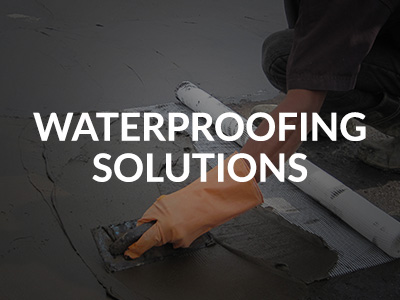 chowgule construction chemicals waterproofing solutions